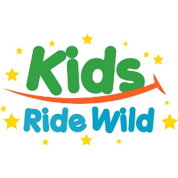 kids ride wild logo