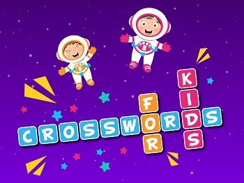 Crosswords for Kids (easy puzzles for children)