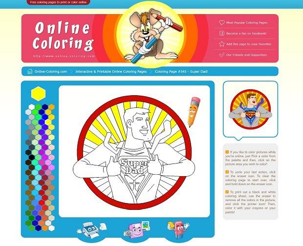 Online-Coloring.com