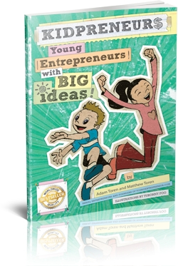 Kidpreneurs Book