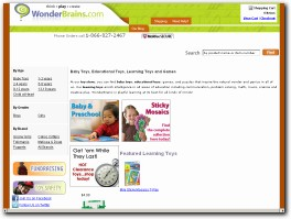 http://www.wonderbrains.com/ website