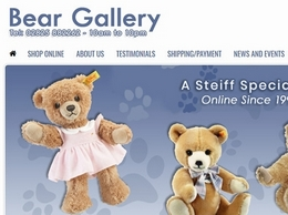 https://www.beargallery.co.uk/ website