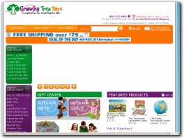 http://www.growingtreetoys.com/ website
