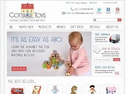 https://www.cottage-toys.co.uk/ website