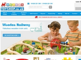 https://www.woodentoyshop.co.uk/ website