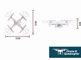 https://droneandquadcopter.com/ website