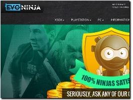 https://www.evoninja.com/ website