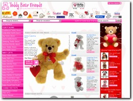https://www.teddybearfriends.co.uk/ website