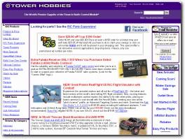 http://www.towerhobbies.com/ website
