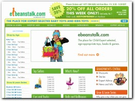 https://www.ebeanstalk.com/ website