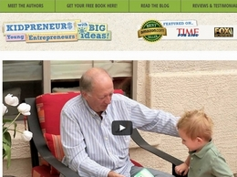 http://kidpreneurs.org/ website