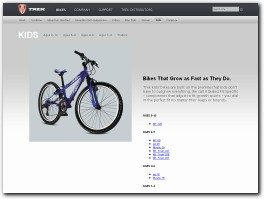 https://www.trekbikes.com/us/en_US/ website