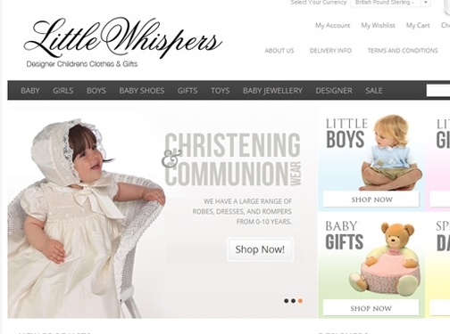 http://www.littlewhispers.co.uk/ website