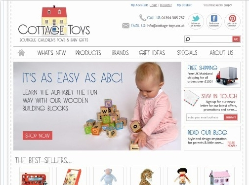 https://www.cottage-toys.co.uk/ website