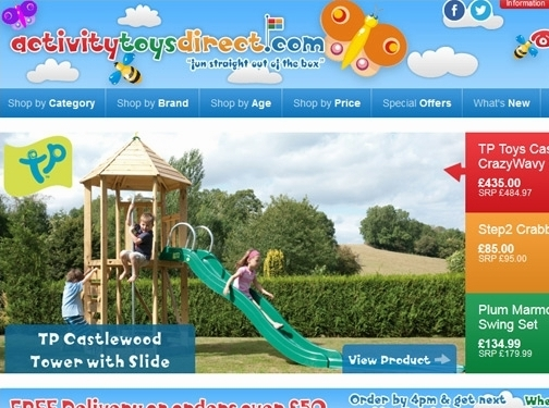 https://www.activitytoysdirect.com/ website