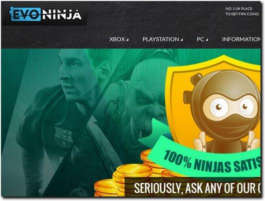 https://ninjaskins.com/ website