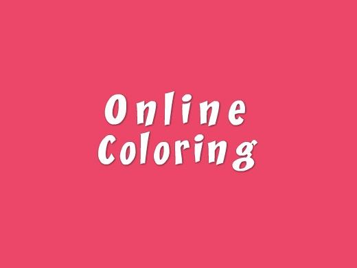 https://www.online-coloring.com/ website